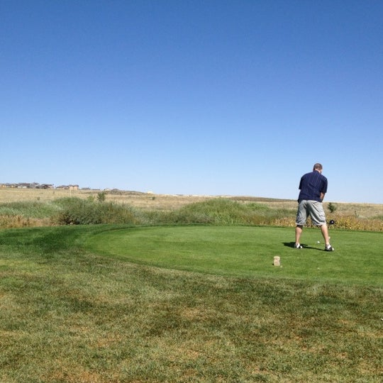 Photo taken at Antler Creek Golf Course by Allen H. on 8/19/2012