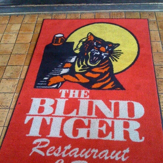 The Blind Tiger - Downtown Riverfront - 55 tips