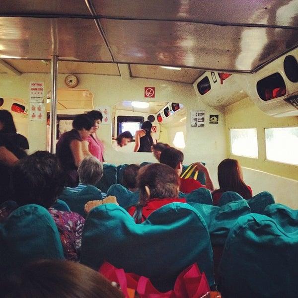 Das Foto wurde bei Tanah Merah Ferry Terminal von Zulkarnain S. am 7/21/2012 aufgenommen