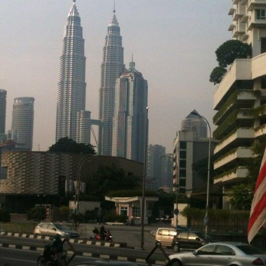 Photo taken at National Library (Perpustakaan Negara) by ChewLeng B. on 9/3/2012
