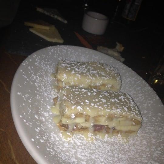 Photo taken at Custom Wine Bar by Jessica K. on 2/16/2012
