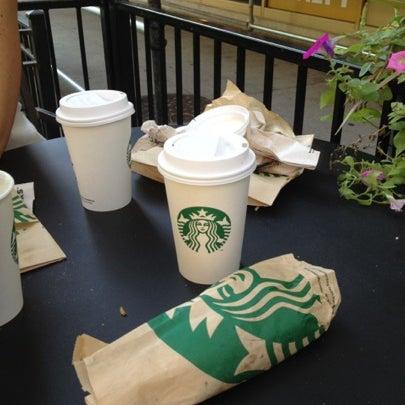 Photo taken at Starbucks by Anton M. on 8/3/2012