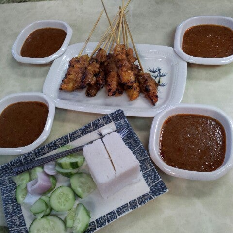 Photo taken at Terminal Satay Zul by Lee M. on 7/22/2012