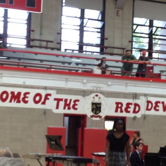 Photo taken at Hinsdale Central High School by John R. on 5/24/2012
