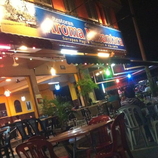 Restoran aroma nusantara malay restaurant in meru for Aroma japanese cuisine restaurant