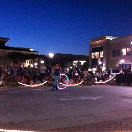 Photo taken at North Hills Shopping Center by Jason C. on 6/9/2012