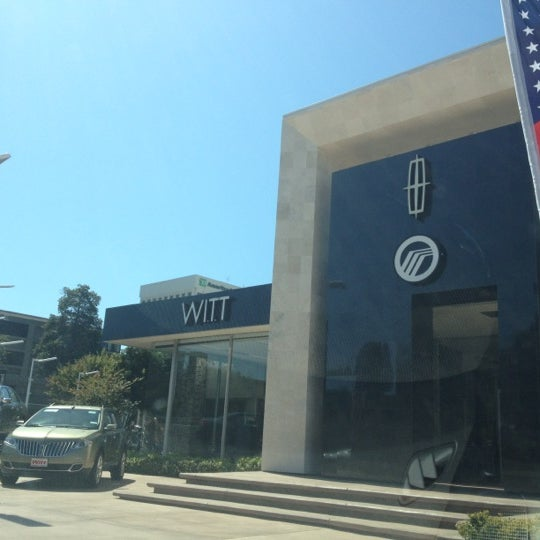Lincoln Car Dealership San Diego