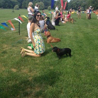 Photo taken at Cantigny Park by Mina P. on 8/4/2012