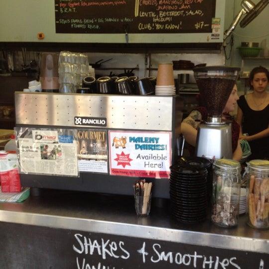 Photo taken at Grub Street Cafe by Scott R. on 4/18/2012