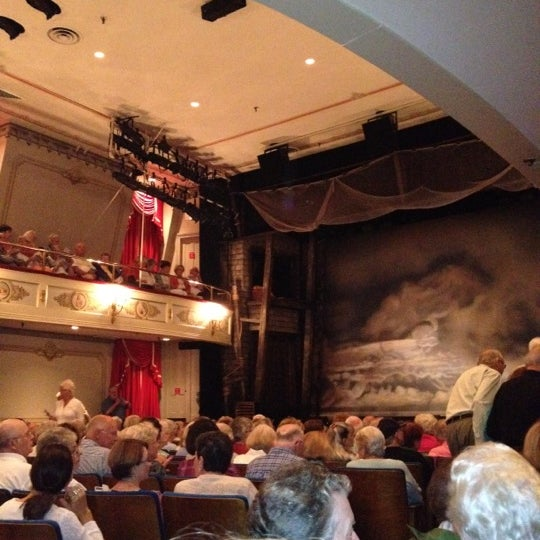 Photo taken at Goodspeed Opera House by Catherine H. on 9/5/2012