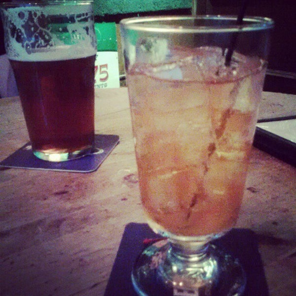 Photo taken at The Richmond Arms Pub by Brittany C. on 6/30/2012