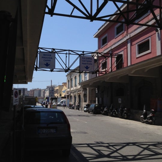 Photo taken at Calata Porta di Massa by Stefano B. on 6/18/2012