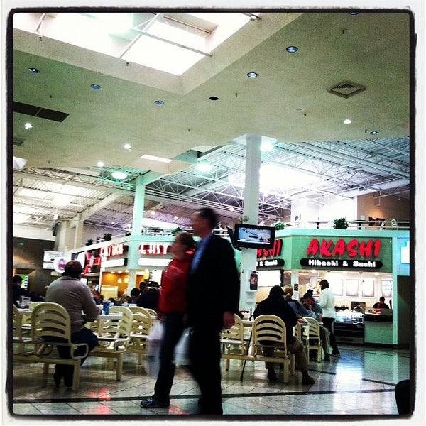 Ithaca Mall Food Court
