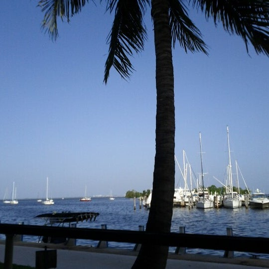 Photo taken at Scotty's Landing by Danielle F. on 7/19/2012