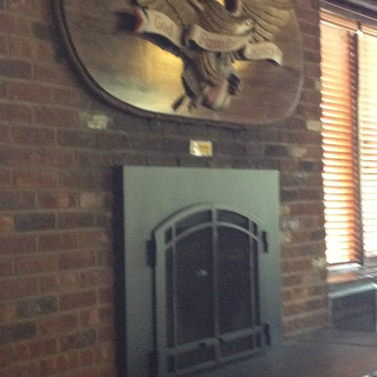 Photo taken at The Fireplace Restaurant by Josh N. on 7/14/2012