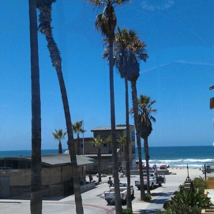Photo taken at Firehouse Pacific Beach by Alicia F. on 6/25/2012