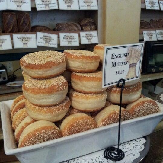Photo taken at The Model Bakery by SoyeonKimberly K. on 8/26/2012