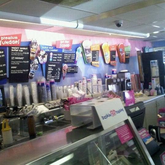 Photo taken at Baskin-Robbins by Jonathan L. on 2/19/2012