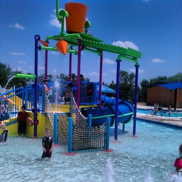 Veterans Memorial Pool Pool In Cedar Park