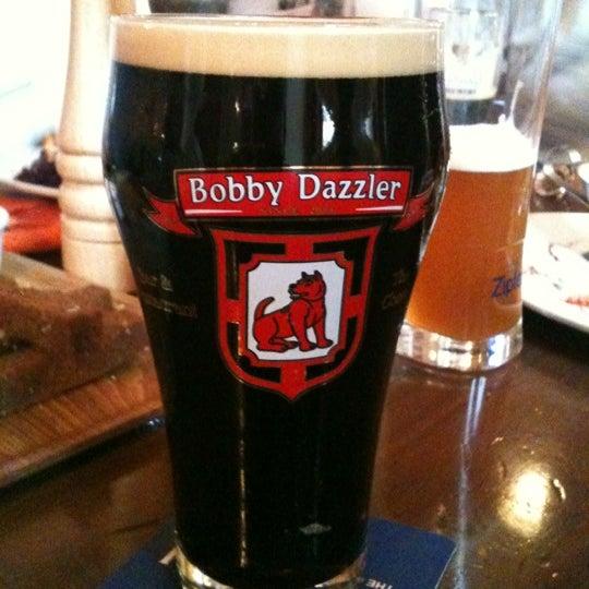 Снимок сделан в Bobby Dazzler Pub пользователем Александр П. 8/15/2012