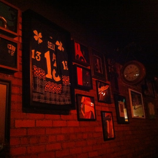 Photo taken at Dempsey's Public House by Mary W. on 2/20/2012
