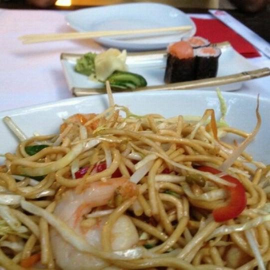 Photo taken at SushiCo by Dilara H. on 7/28/2012