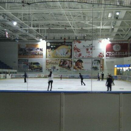 Снимок сделан в Айс Холл / Ice Hall пользователем Nikolai G. 2/4/2012