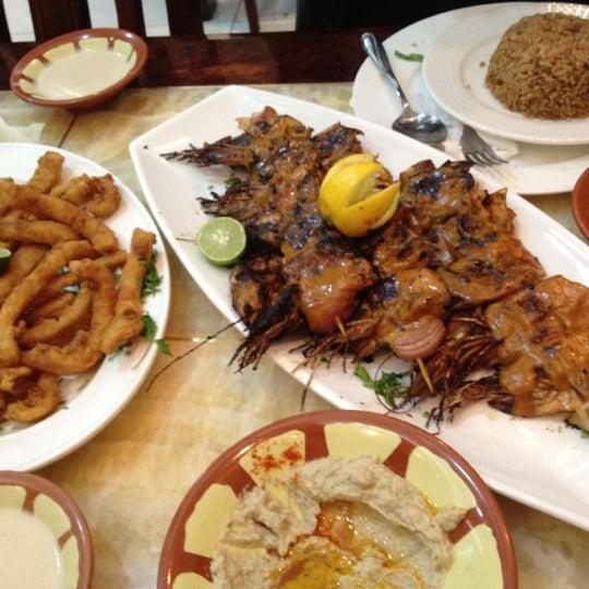 Fresh fish seafood restaurant in deira for Fresh fish market houston