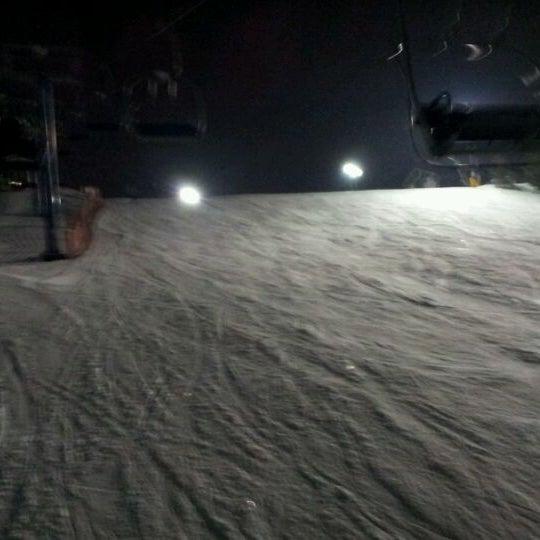 Photo taken at Chicopee Ski & Summer Resort by Wei L. on 2/15/2012