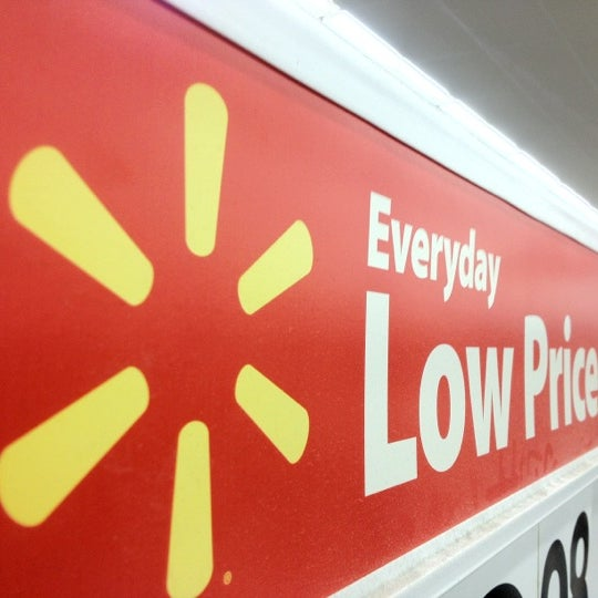 Photo taken at Walmart Supercenter by Andrew A. on 7/13/2012