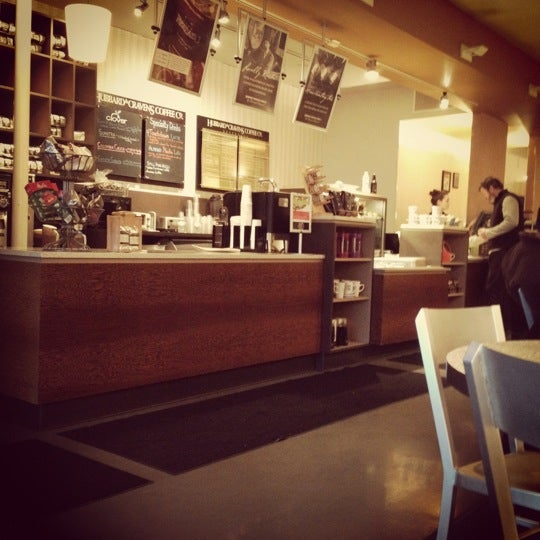 Photo taken at Hubbard & Cravens Coffee and Tea by Nathan H. on 2/9/2012