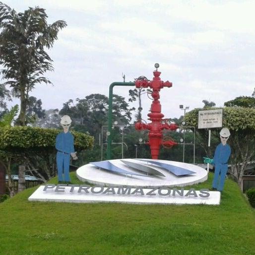 Photo taken at Eden Yuturi by Mario Geovanny F. on 4/16/2012