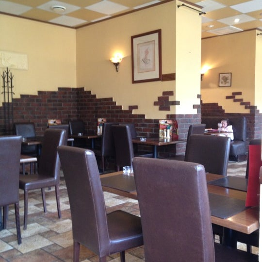 รูปภาพถ่ายที่ Панчо пицца โดย Eugene S. เมื่อ 6/3/2012