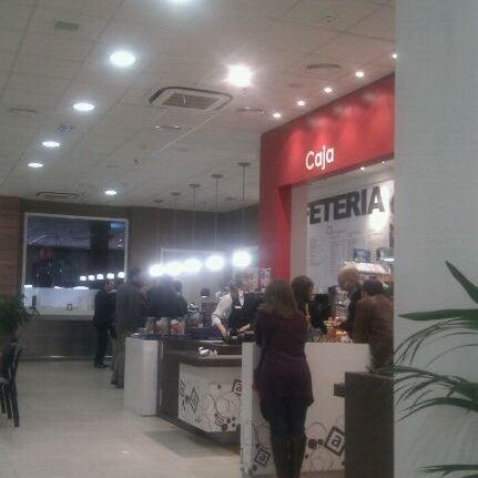 Photo taken at Abades Mérida by Windu E. on 3/16/2012
