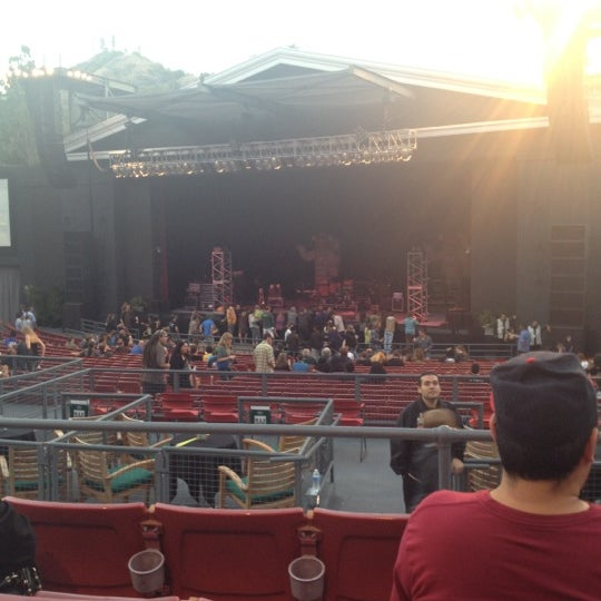 Photo taken at The Greek Theatre by Gabe N. on 6/9/2012