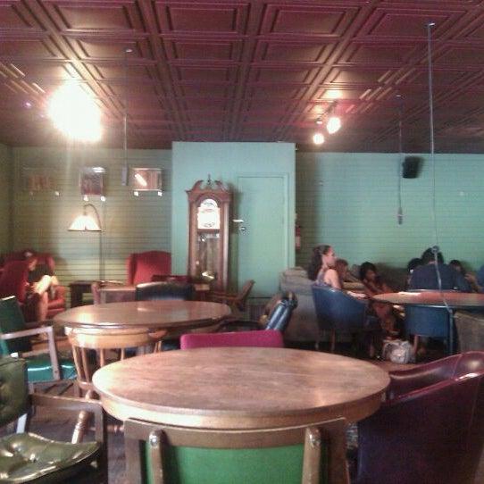 Photo taken at Bennu Coffee by Thomas J. on 3/17/2012