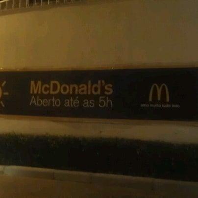 Photo taken at McDonald's by Eduardo A. on 7/29/2012
