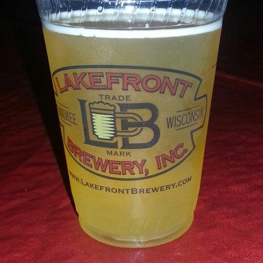 Photo prise au Lakefront Brewery par Erin H. le7/29/2012