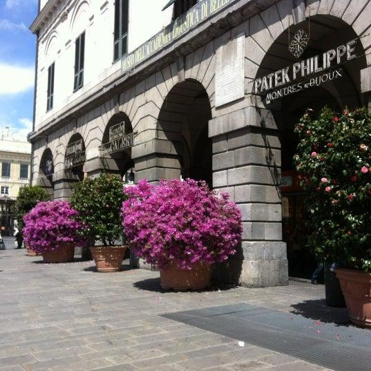 Foto scattata a Piazza de Ferrari da Marna il 4/20/2012