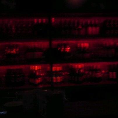 Photo taken at Custom Wine Bar by Cindy C B. on 9/8/2012