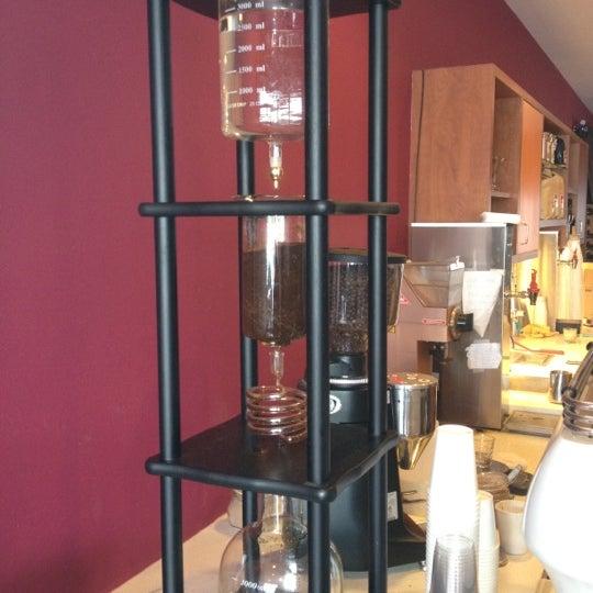 Photo taken at Stanza Coffee Bar by Joe B. on 7/29/2012