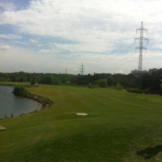 Photo taken at Golf Hostivař by Petr M. on 6/8/2012