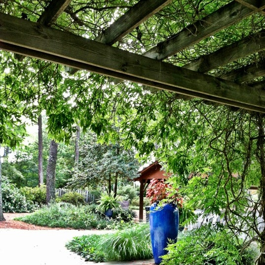 Photo taken at Cape Fear Botanical Garden by J R. on 6/3/2012
