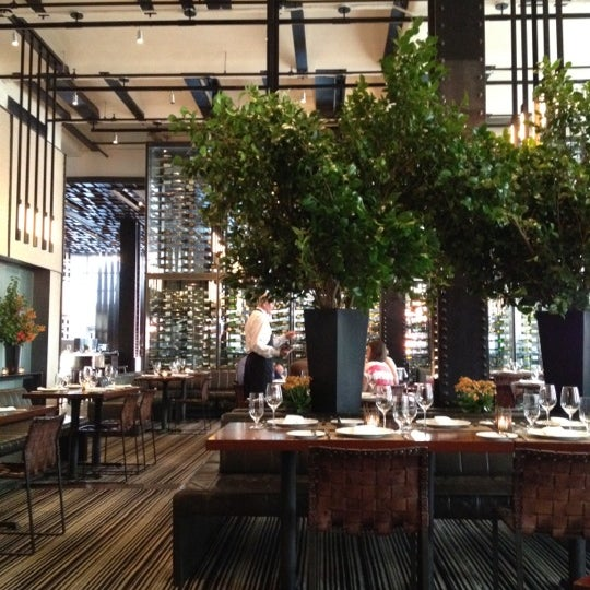 Colicchio And Sons Main Dining Room New York