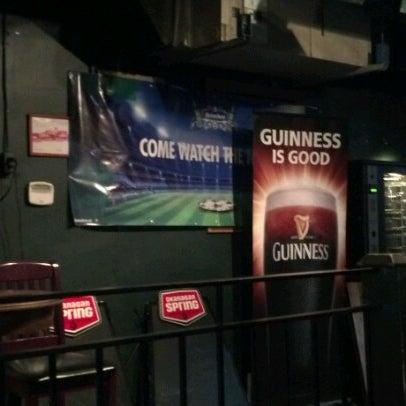 Photo taken at King's Head Pub by John S. on 6/11/2012