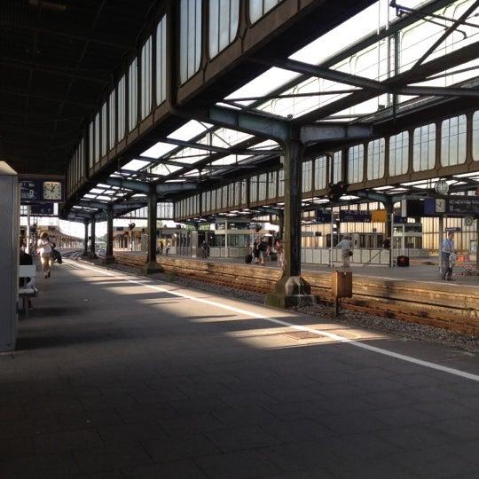 Photo taken at Duisburg Hauptbahnhof by Stefan K. on 5/28/2012