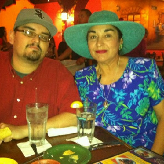 Photo taken at Mamacitas Mexican Restaurant by James B. on 5/13/2012