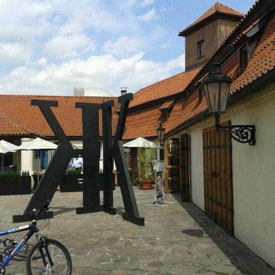 6/28/2012 tarihinde Владимир Е.ziyaretçi tarafından Franz Kafka Museum'de çekilen fotoğraf
