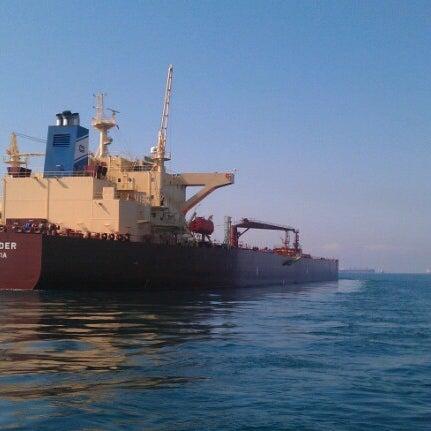 8/27/2012 tarihinde Kaan T.ziyaretçi tarafından TST Orgem Shipping & Trading Co. LTD. HQ'de çekilen fotoğraf