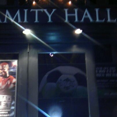 Photo taken at Amity Hall by Atif S. on 5/27/2012